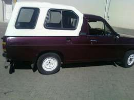 Not Negotiable 1400 Bakkie with Canopy