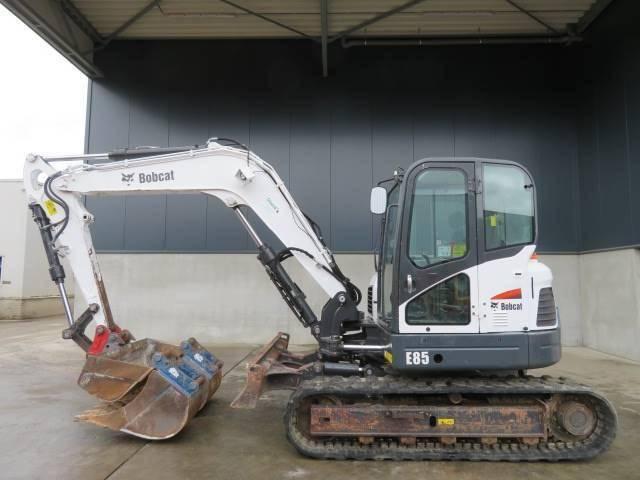 Bobcat E 85 - 2013