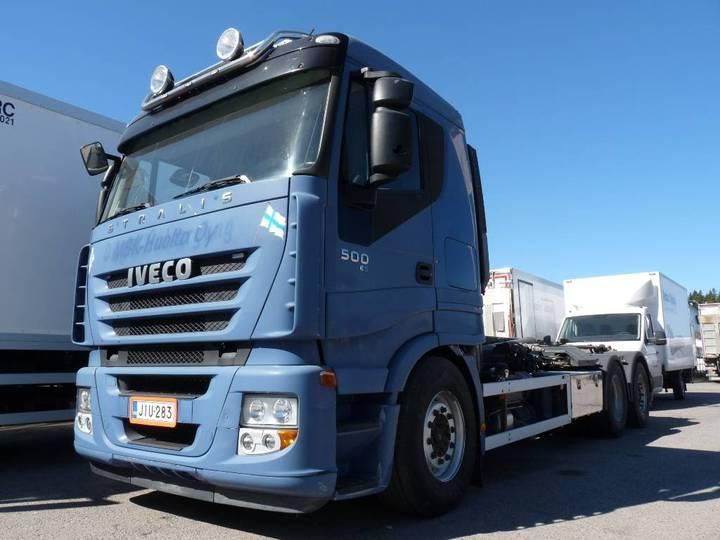Iveco Stralis 500 E5 6x2 - 2010