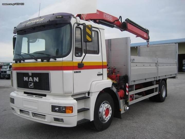 MAN 19403 F 4X2-1835-1935 - 1996