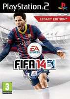 Wanted: Fifa 14 for playstation 2