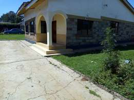 Four bedroomed bungalow in Elgon view 50k
