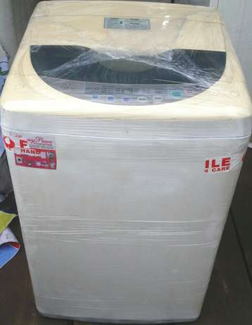 7kg top loader washing machine Lagos Mainland - image 1