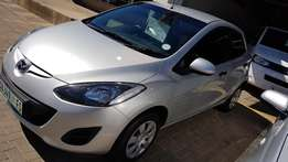 **2012 Mazda 2 1.3 Active 5dr** Only 84500km** Spotless**