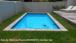 Pool Cleaning Renovations and Repairs