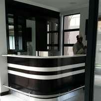 Design and manufacture fitted bars n study rooms