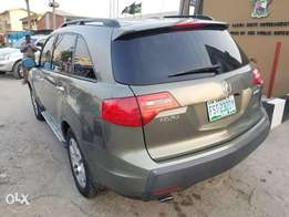 2010 Acura Mdx (Full Option)
