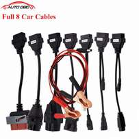 Get your own set of 8 Car Cables to make your work convenient