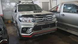 2010 toyota hilux kcn number