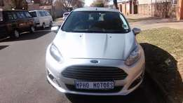 2013 ford fiesta 1.4 excellent condition
