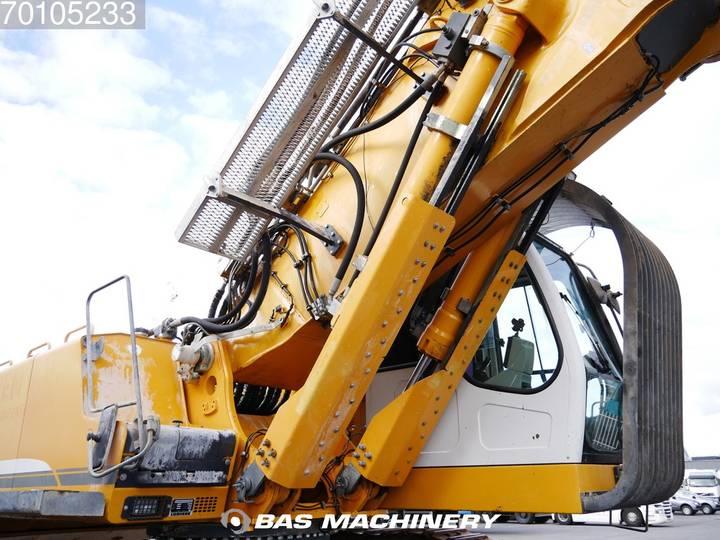 Liebherr R954C V-HDW UHD Demolition - 28 meter UHD - engine rebuil... - 2009 - image 16