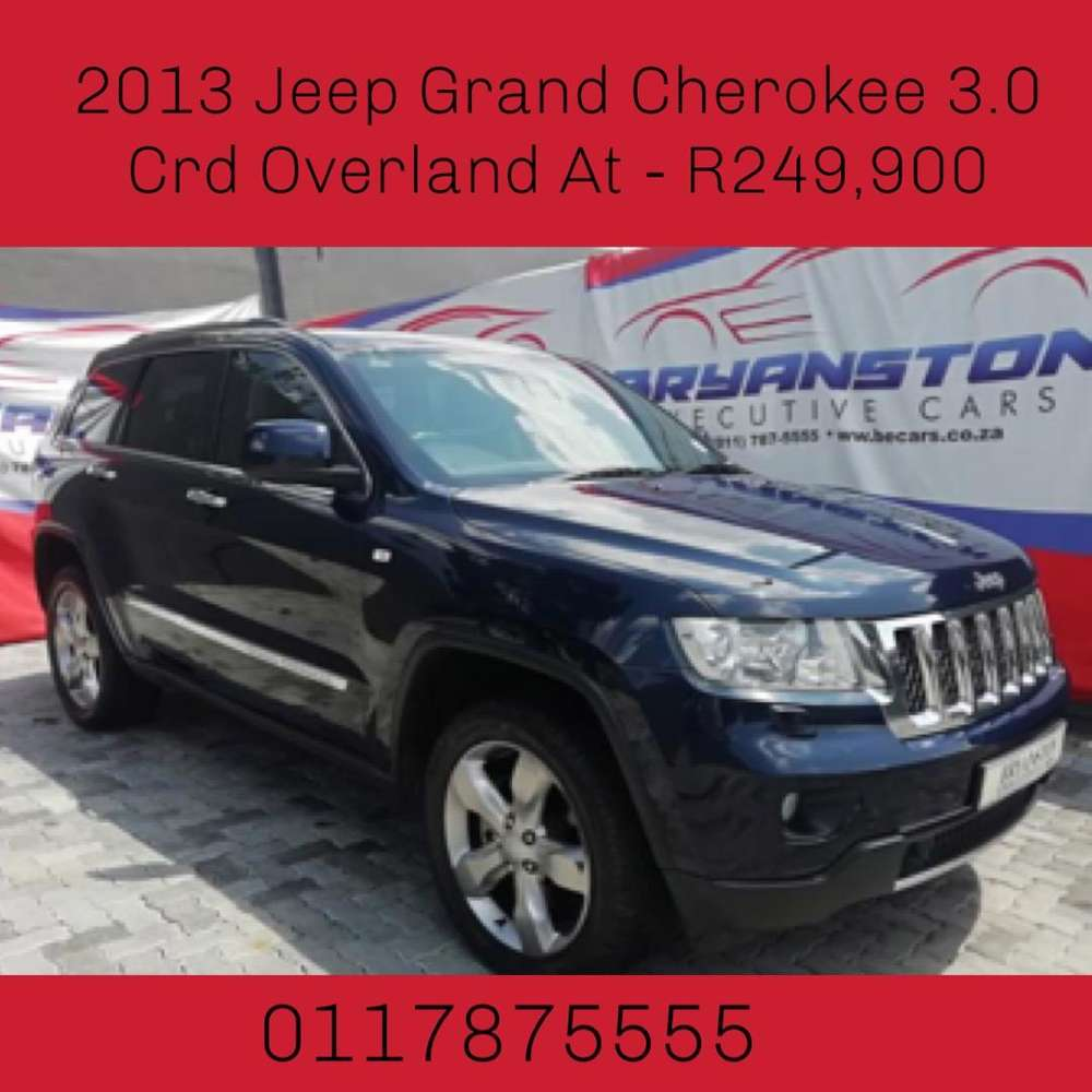 Jeep Grand Cherokee Overland Cars Bakkies For Sale Olx South