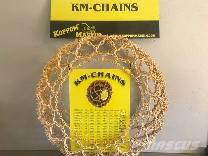 Km Chains, Slirskydd 23.1-34 - 2019