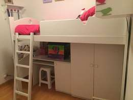 Kids loft bed for sale
