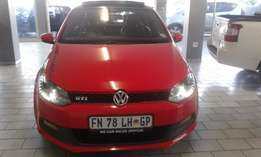 2010 Polo GTI DSG for sell 205000r
