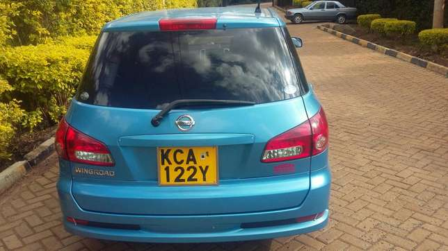 Nissan Wingroad Muthaiga - image 3