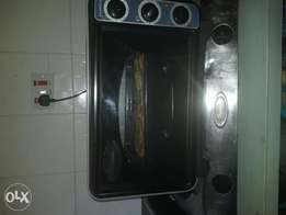 Barely used Oven