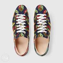 New Gucci double GG unisex sneakers