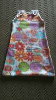 Baby sleeping bag. New 6 to 18 months
