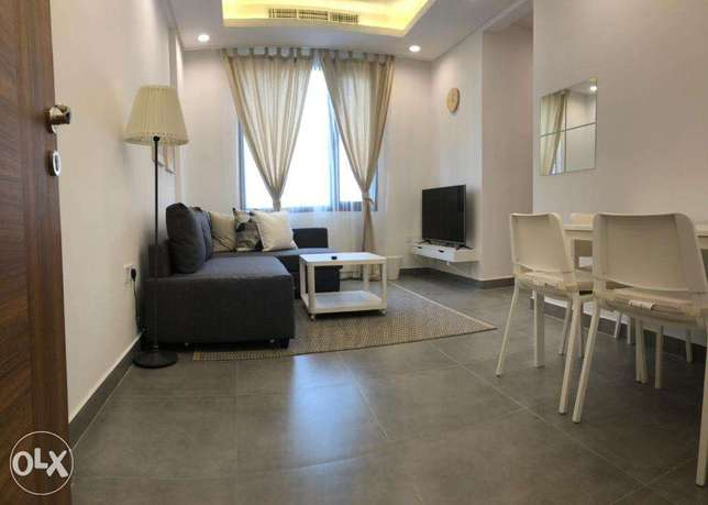 Brand new 1 bedroom fully furnished very high quality finishing - Salm