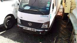 TATA ACE accident free in good condition tyres 85% with covered body