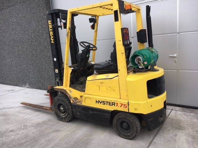 Hyster H1.75XM - 1997 - image 3