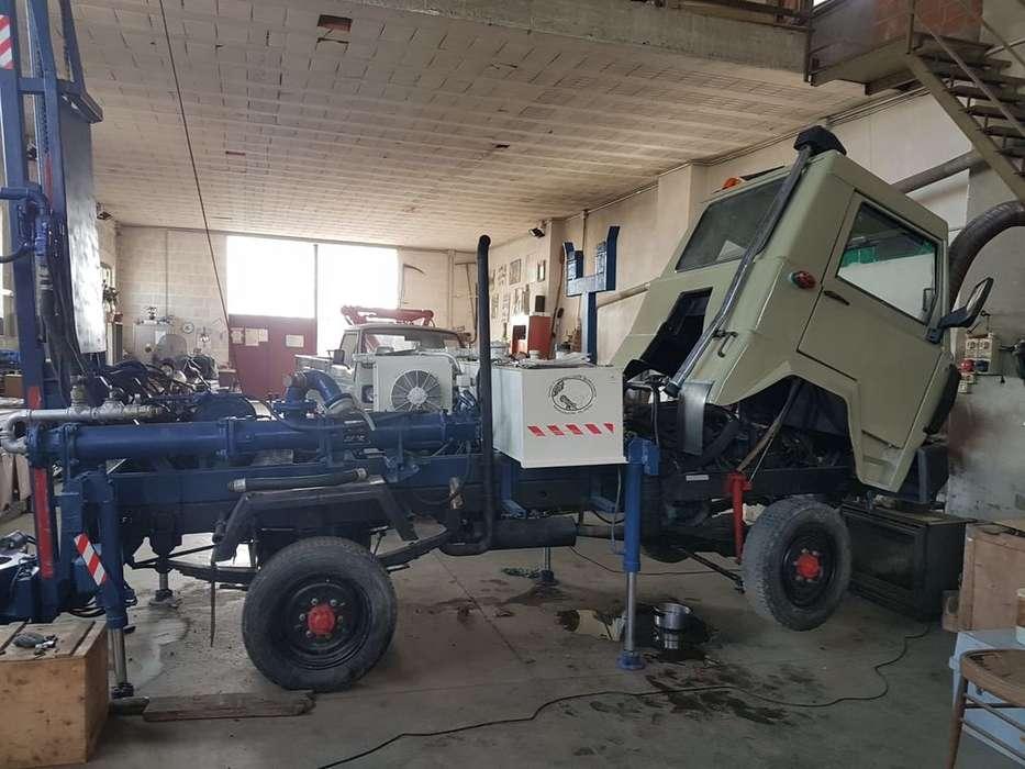 Ellettari Ek 200 Truck Mounted Drilling Rig - image 12