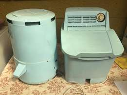 Calor Vintage Washing Machine and Dryer