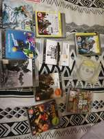 Ps3 250 gig plus games and one controller
