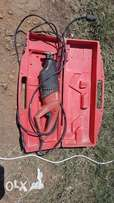 Hilti metal saw singlephase motor in perfect condition