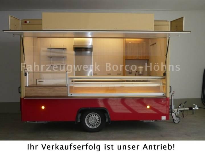 Borco-Höhns Verkaufsanhänger - 2017