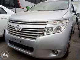 Brand New Nissan Elgrand