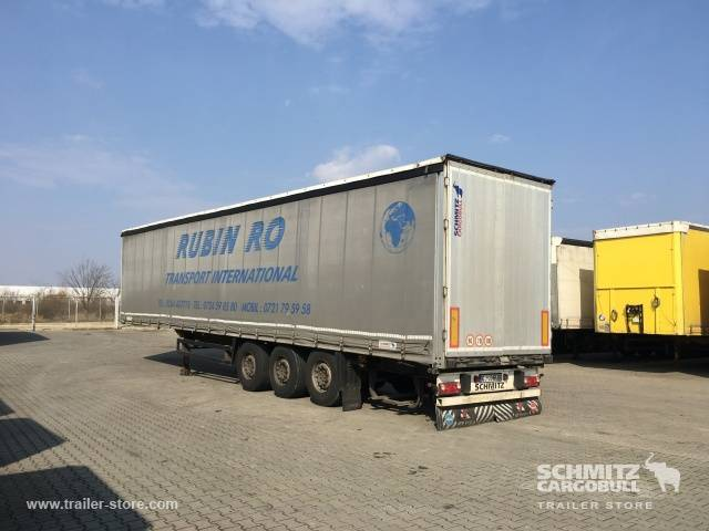 Schmitz Cargobull Curtainsider Standard Side door both sides - 2007 - image 4