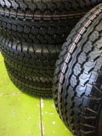 245/70R16 Goodyear wrangler tyres with mags for Ford Ranger(4) on sal Pretoria West - image 5