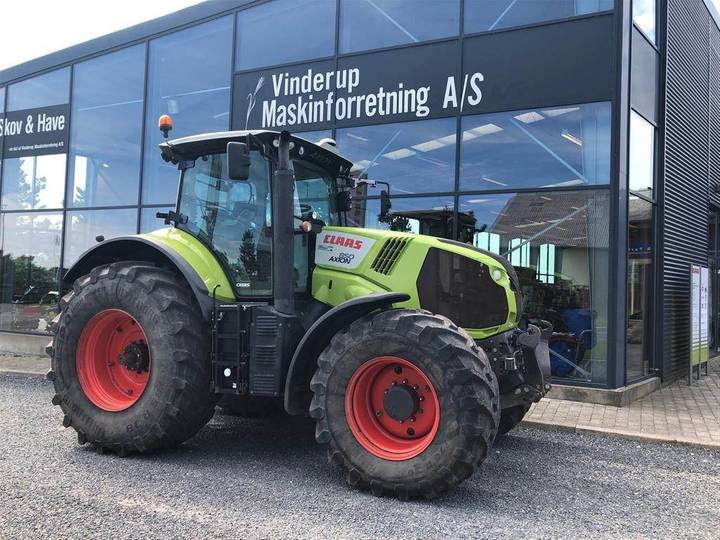 Claas Axion 850 Cebis - 2014