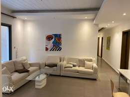 furnished 3 bedrooms flat in Salwa