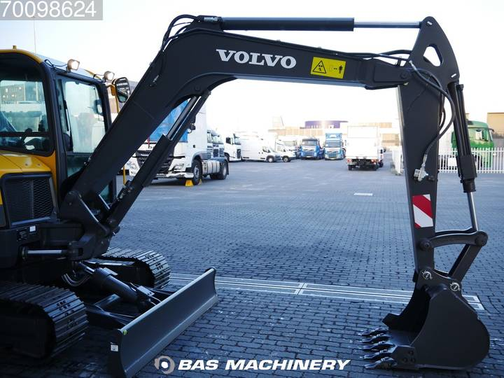 Volvo ECR58D New unused machines - 2018 - image 7