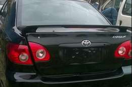 Toyota corolla sports 06 suprr clean tinkan cleared no issues perfect