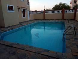 A fabulous 3bedroom apartment for rent in nyali