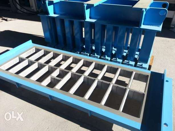 High quality vibration compression moulds الرياض -  7