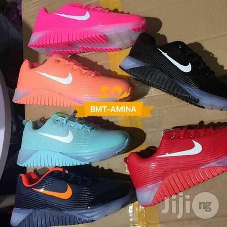 Nike BMT Amina Sneakers Lagos Mainland - image 1