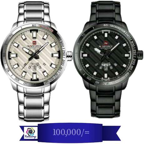 Naviforce watches with 1 year warranty Kampala - image 6