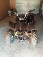 4 wheeler for sale or swop Manual