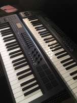 M-audio axiom 61 and 49 midi controller keyboards