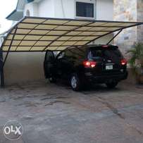 Customized poly carbonate shade for your lovely car
