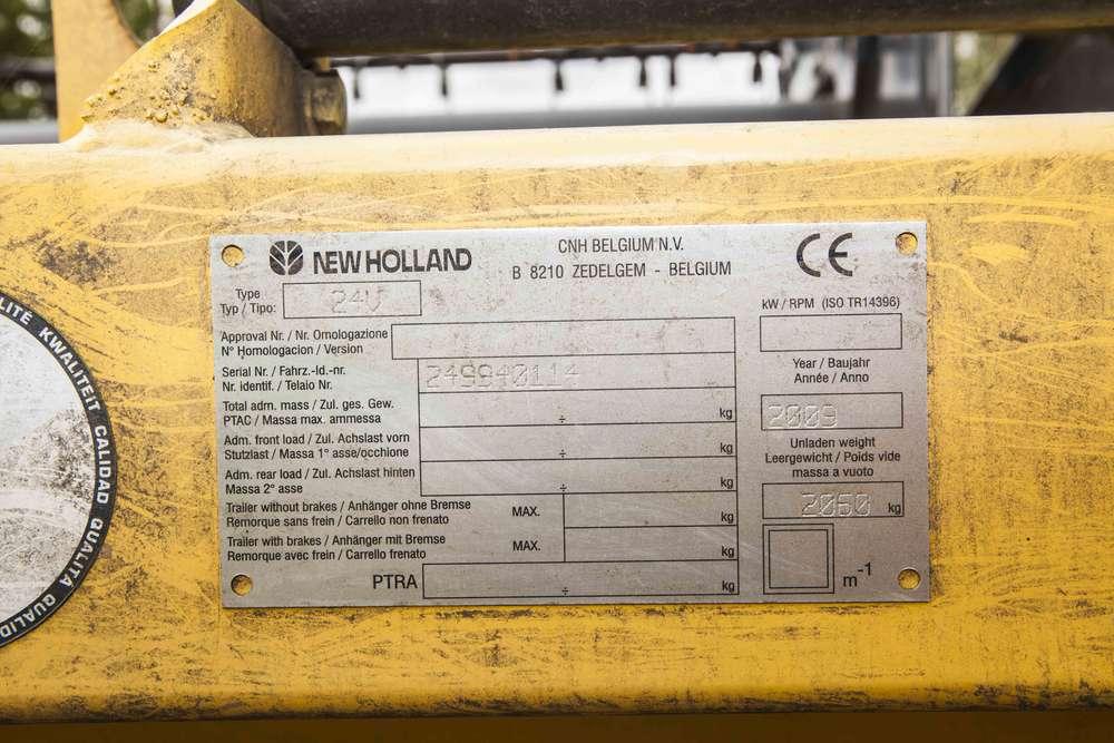 New Holland CX 8060 - 2008 - image 20