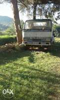 MITSUBISHI FH 100.cabin and chasis only