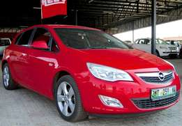 Opel Astra 1.4T Enjoy [Red]