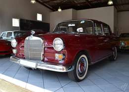 1966 Mercedes-Benz 230 Fintail (W111)