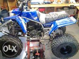 2x Yamaha Blasters Stripping For Spares